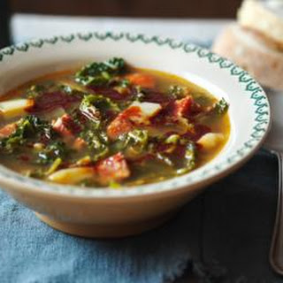 Portuguese Cabbage Soup Recipes
