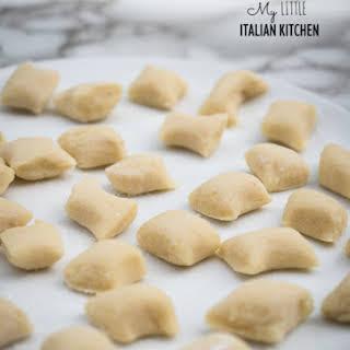 Italian Classic Gnocchi.