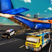 Free Police Plane Car Transport: Police Games 2018 APK for Windows 8
