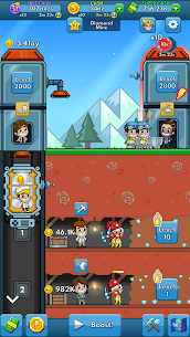 Idle Miner Tycoon MOD Apk 2.69.1 (Unlimited Coins) 7