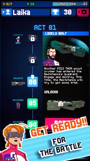 Twin Shooter II : Space Invaders Armada 1.25.5 screenshots 6
