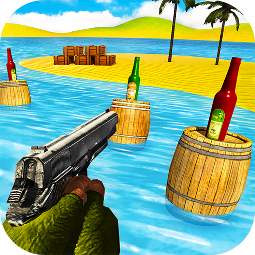 Gun Bottle Shooting Expert 3D (game)
