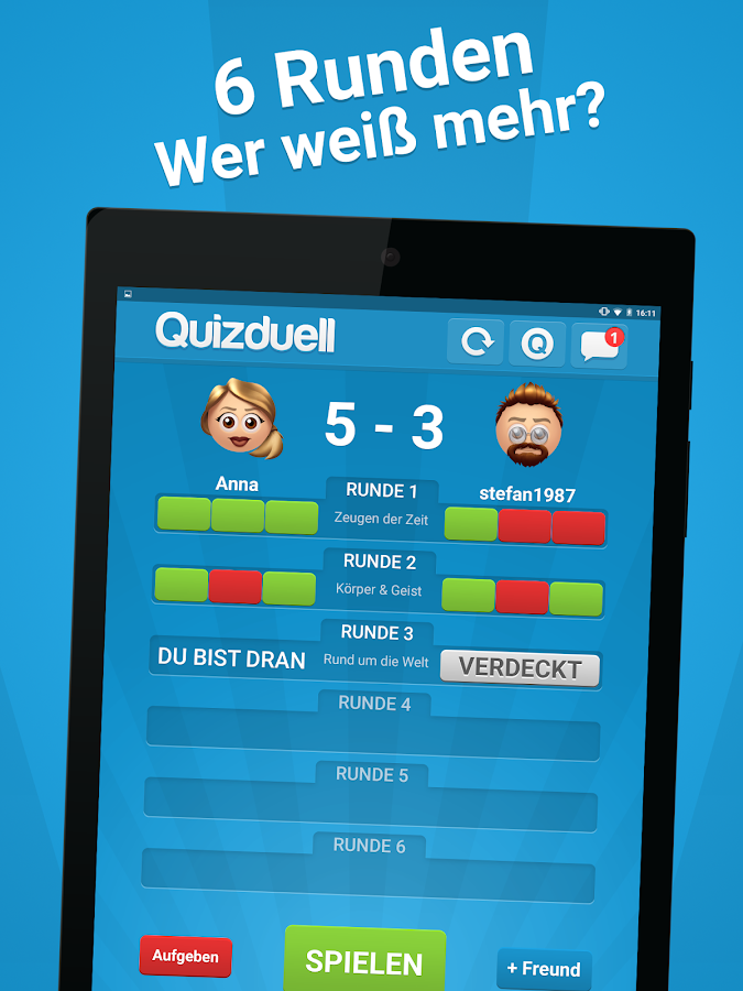 Quizduell 18