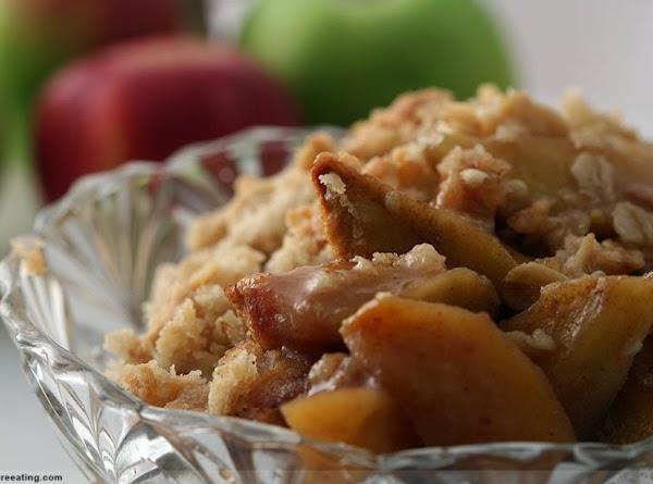 Apple Crunch Recipe