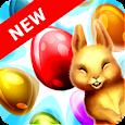 Easter Eggs: Fluffy Bunny Swap