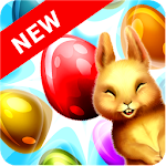 Easter Eggs: Fluffy Bunny Swap Icon