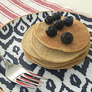 5-Minute Easy Almond Pancakes Recipe