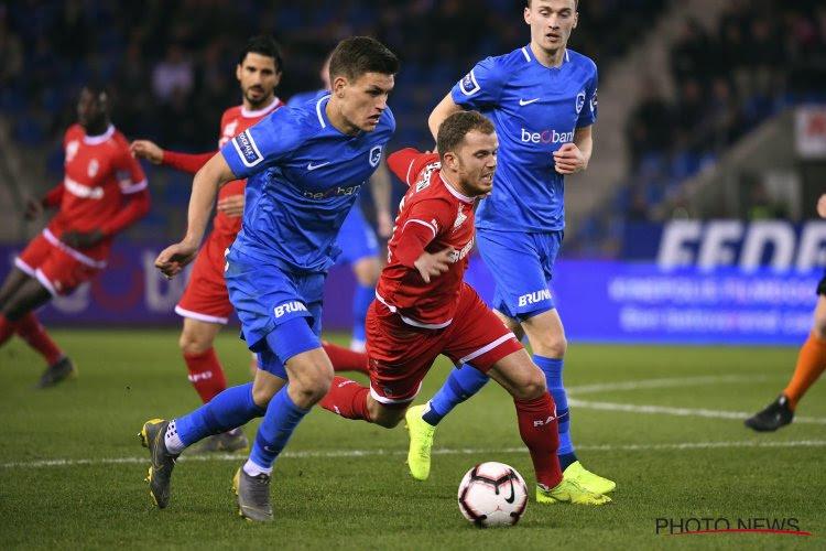 """Nederlaag in Luik deert Antwerp niet: """"Willen nog steeds zo hoog mogelijk eindigen en Europees ticket pakken"""""""