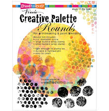 Stampendous Frans Creative Palette - Rounds