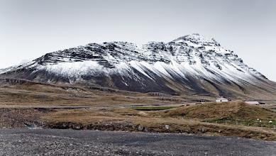 Photo: Y una vez desembarcados en los Fiordos del Oeste en  Brjánslækur, empezamos nuestro recorrido en el anochecer camino del hotel, y por el camino nos vamos encontrando cosas de estas.