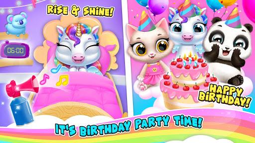 My Baby Unicorn 2 - New Virtual Pony Pet apkdebit screenshots 7