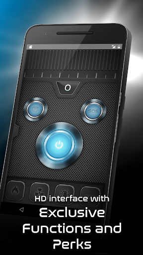 Powerful Flashlight HD with FX 3.3.0 screenshots 8