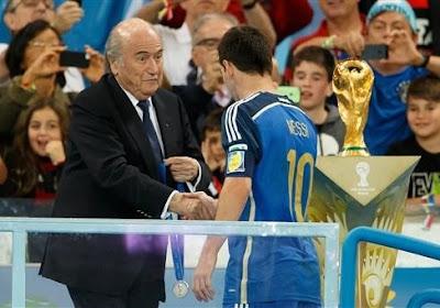 """Lionel Messi: """" Le titre de meilleur joueur ne m'intéresse pas """""""
