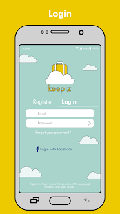 Keepiz | left-luggage services - náhled