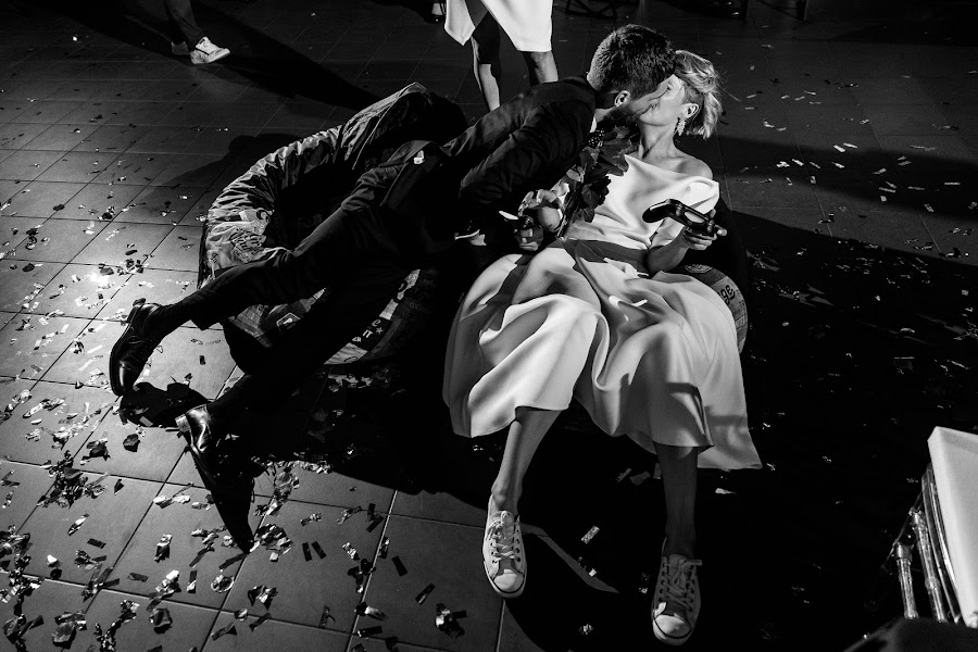 Wedding photographer Yuriy Gusev (yurigusev). Photo of 14.11.2018