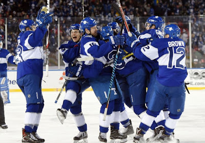 NHL : Victoire de Toronto, Washington et Detroit
