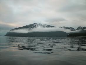 Photo: July 15 - Heading north up Stephens Passage.
