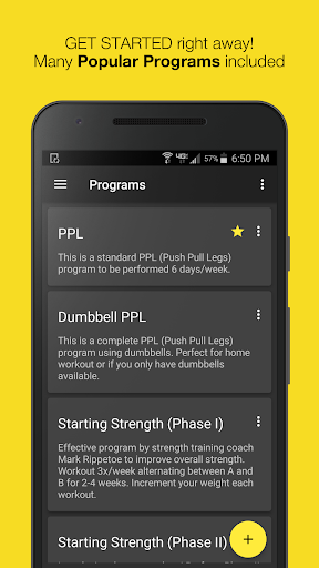 WORKIT - Gym Log, Workout Tracker, Fitness Trainer by WorkIt (Google