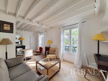 Appartement meublé 3 pièces 49,8 m2