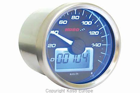 Hastighetsmätare 55/61mm