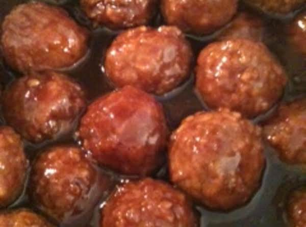 Party Meatballs Recipe