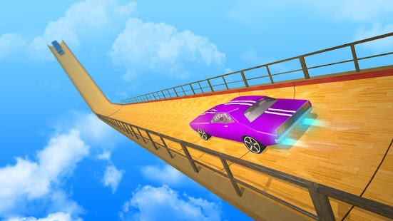 Mega Ramp Stunts GT Screenshot