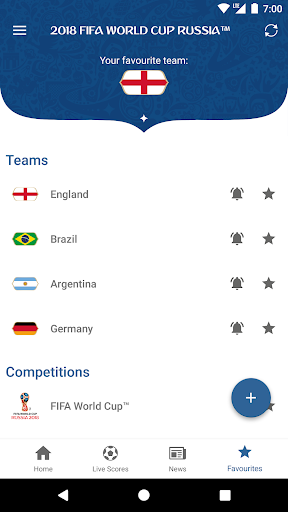 2018 FIFA World Cup Russiau2122 Official App  5