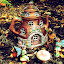 Fairy house by Maricor Bayotas-Brizzi - Artistic Objects Toys (  )