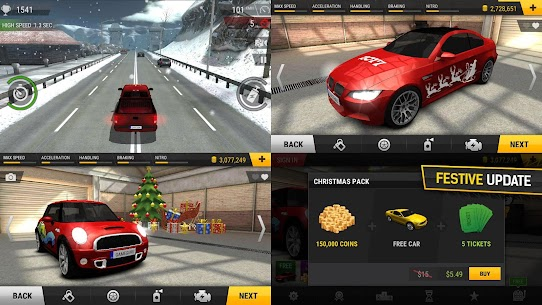 Racing Fever MOD Apk (Unlimited Money) 4