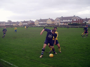 Photo: 24/11/07 v Halkyn Utd (WA) 3-3 - contributed by Mike Latham