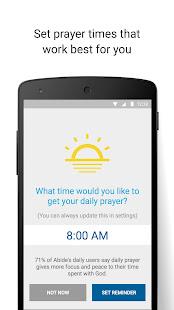 App Abide: Christian Guided Meditation & Daily Prayers APK for Windows Phone