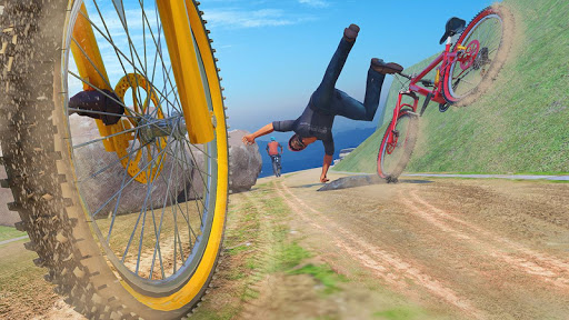 Offroad Bicycle BMX Riding 1.5 Screenshots 8