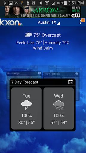 KXAN Weather screenshot 3