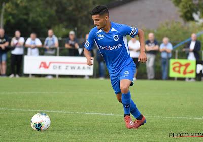 Gent, Zulte Waregem en KV Mechelen hebben ook speler van Genk op de radar staan
