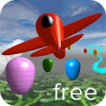 Little Airplane 3D Free - Kids Apk