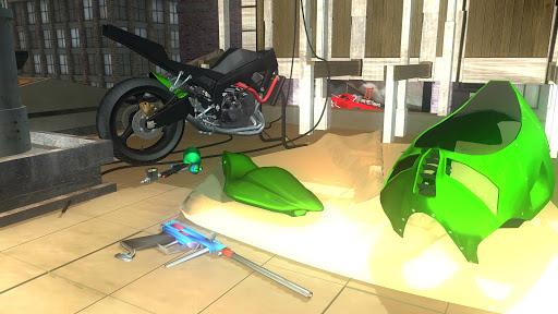 Fix My Motorcycle: Bike Mechanic Simulator! LITE 90.0 screenshots 6
