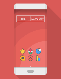 Mix Reworking - Icon Pack Screenshot
