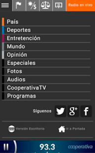 Cooperativa Screenshot