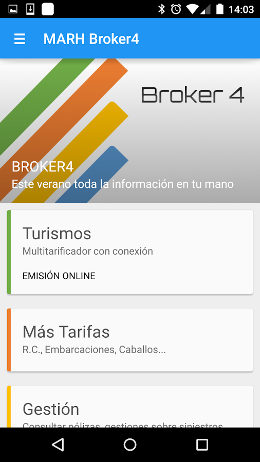 MARH Broker4- screenshot