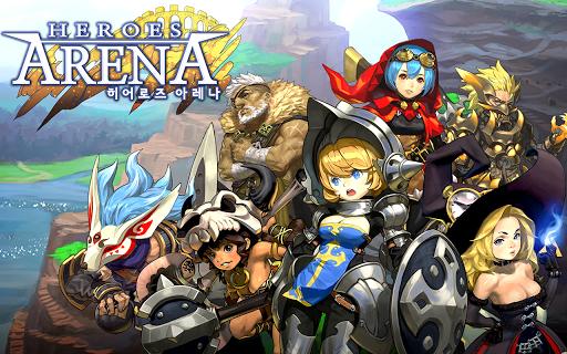 無料角色扮演Appの英雄アリーナ|記事Game