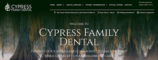 Cypress Family Dental GMB Post Picture