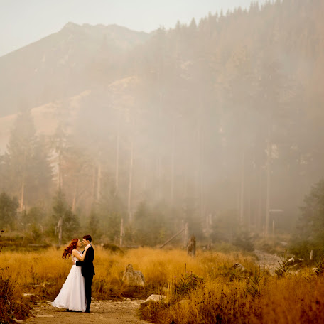 Wedding photographer Wojtek Hnat (wojtekhnat). Photo of 07.12.2017