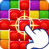 Fruit Cubes Blast - Tap Puzzle Legend