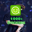 BTS Jungkook Stickers icon