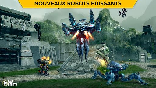 War Robots. PvP Multi-joueur APK MOD – Pièces de Monnaie Illimitées (Astuce) screenshots hack proof 2