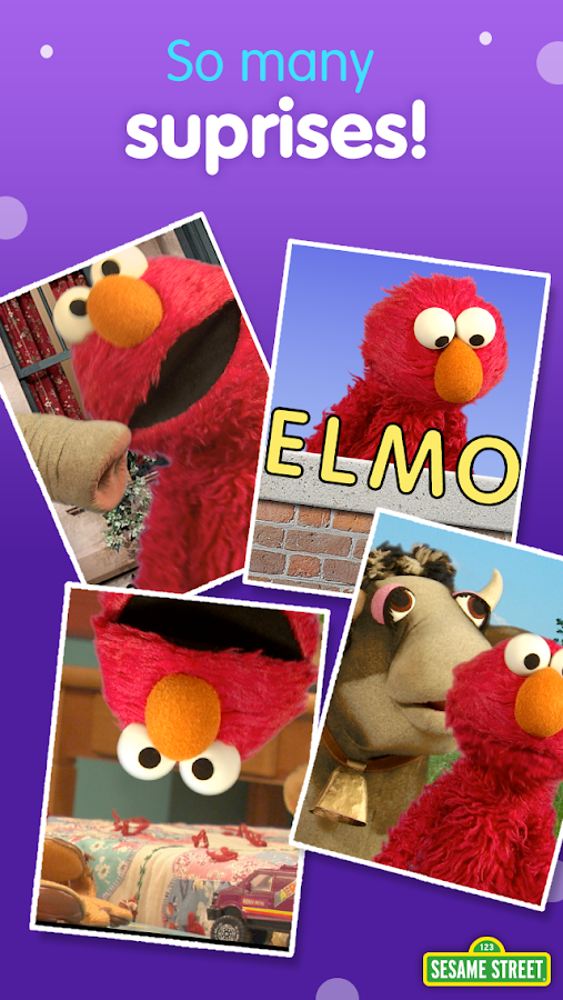 Elmo Calls by Sesame Street- screenshot