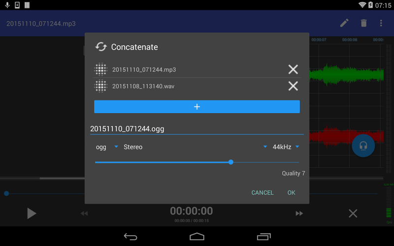 RecForge II Pro - Audio Recorder Screenshot 14