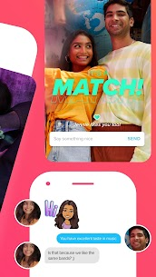 TINDER MOD APK DATING,MAKE FRIENDS AND MEET NEW PEOPLE DOWNLOAD FREE 2