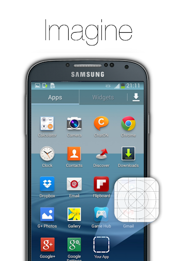 Apper: Create mobile apps without code 7.5.4 Screenshots 1