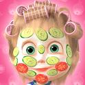 Masha and the Bear: Hair Salon and MakeUp Games icon